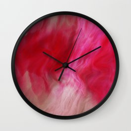 Lost in Ombre Wall Clock