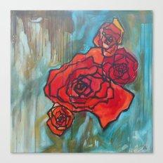 Roses61 Canvas Print