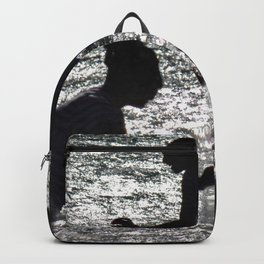 Playful Holiday Backpack