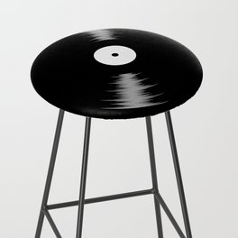 Vinyl Bar Stool