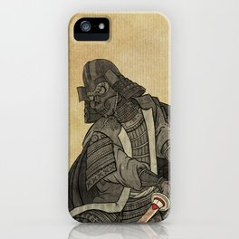 Samurai Wars I - Classic iPhone Case