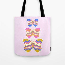 berkeley butterflies Tote Bag