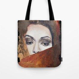 Lady #1 Tote Bag