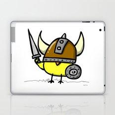 Viking Chick Laptop & iPad Skin