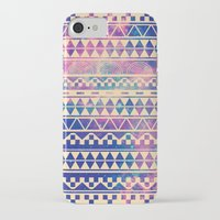 galaxy iPhone & iPod Cases featuring Substitution by Mason Denaro