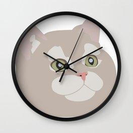 A Cat ? Wall Clock