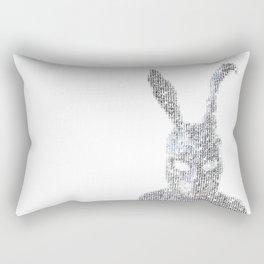 mad world Rectangular Pillow