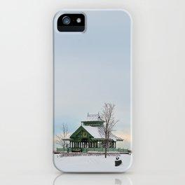 The Kiosk iPhone Case