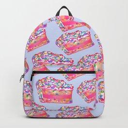 Birthday Cake - Blue BG Backpack