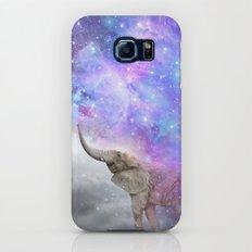 Don't Be Afraid To Dream Big • (Elephant-Size Dreams) Slim Case Galaxy S7