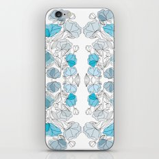blue perversion iPhone & iPod Skin