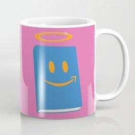 Amazon Is The Reader's Friend  Coffee Mug