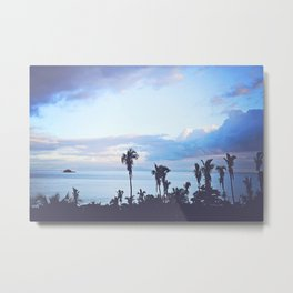 South Pacific love Metal Print