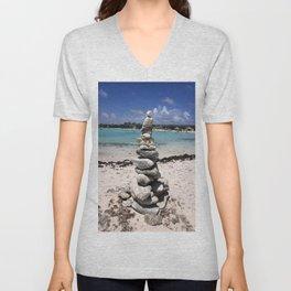 Wishing stones Unisex V-Neck