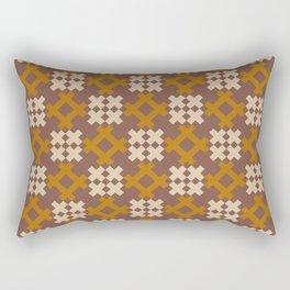 Aztlan Cuauhtli 02 Rectangular Pillow