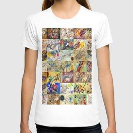 Wassily Kandinsky Montage T-shirt