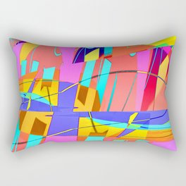 RE-bound-ED Rectangular Pillow