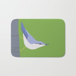 Tree Creeper  Bath Mat