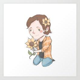 Tiny Sam (tfw series) Art Print