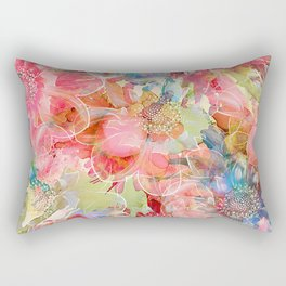 The Smell of Spring Rectangular Pillow