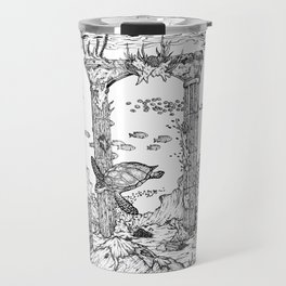 Undersea Utopia Travel Mug