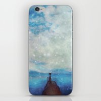 sleep iPhone & iPod Skins featuring Sleep by  Maʁϟ