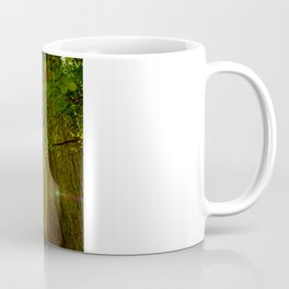 Something 'Bout The Sun Between The Trees Coffee Mug