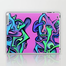 Twin Spirits Laptop & iPad Skin