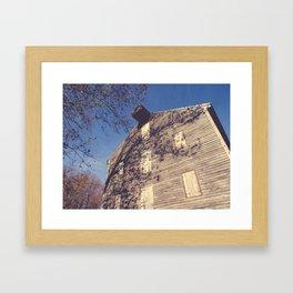 Rock Mill 5 Framed Art Print