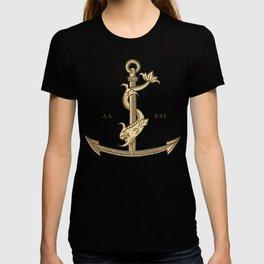 Aldus Manutius Printer Mark T-shirt