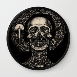 Catharsis Concept Wall Clock