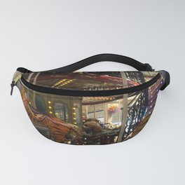 You Spin Me Right Round Fanny Pack