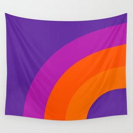 Grape Bow Wall Tapestry
