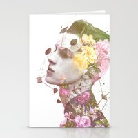 charlie Stationery Cards featuring Charlie by Krister Selin
