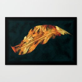 Iterations of Nature Canvas Print