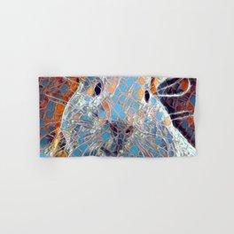 Mosaic - Guinea Pig Hand & Bath Towel