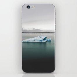 Glacier Lagoon iPhone Skin