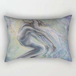 Wild Woman Rectangular Pillow