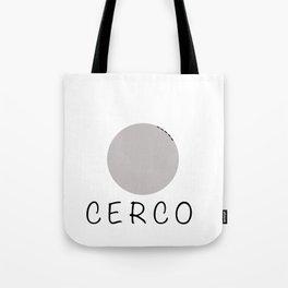 melacerco Tote Bag