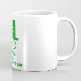 Happy St. Patrick's Day #buyart #society6 Coffee Mug