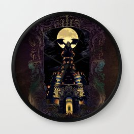Magus Castle Wall Clock
