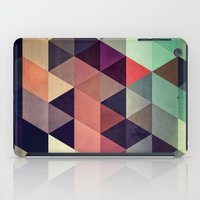 artists iPad Cases featuring tryypyzoyd by Spires