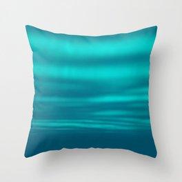Ocean Ceiling Throw Pillow