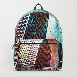 Chicago Architecture Cityscape Photography Backpack