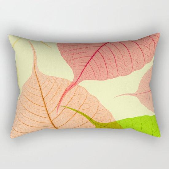 Organic Vivaldi Primavera Rectangular Pillow