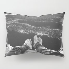 Lost in Space Over Italy Pillow Sham