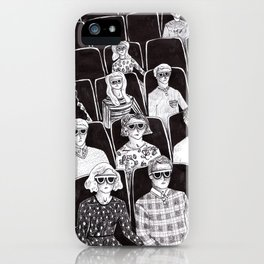 The movies iPhone Case