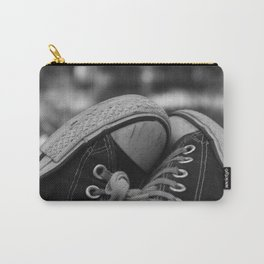 Sneakers in the Park Carry-All Pouch