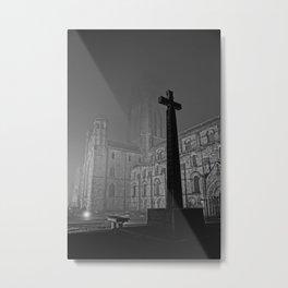 Durham Cathedral Metal Print
