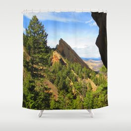 Boulder Royal Arch Shower Curtain